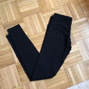 Lulu Lemon black leggings